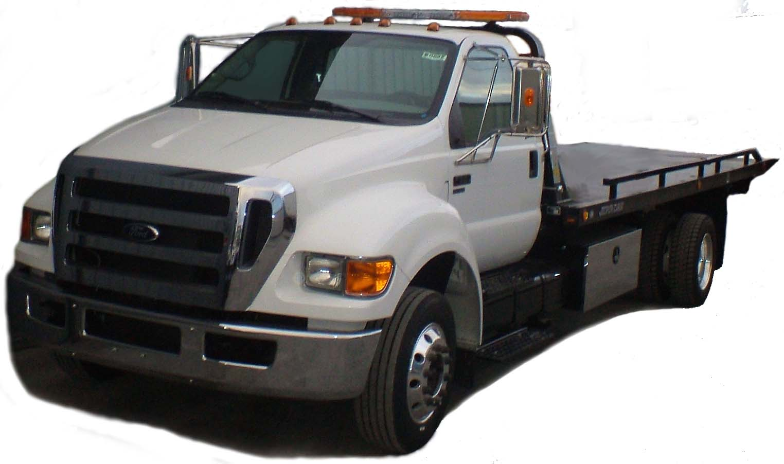 SOLD!  2007 Hino 258 Carrier at Northwest Equipment Sales & Service
